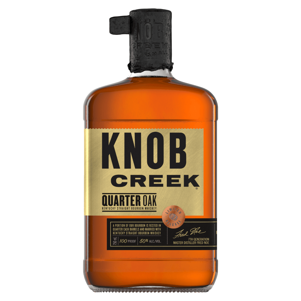 Buy Knob Creek Quarter Oak online from the best online liquor store in the USA.