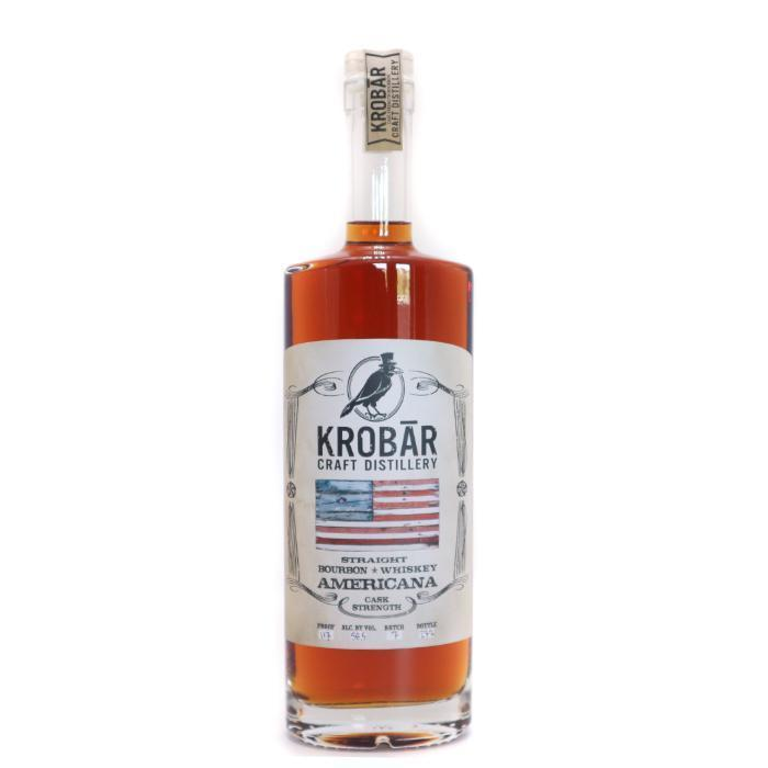 Buy Krobar Cask Strength Bourbon online from the best online liquor store in the USA.