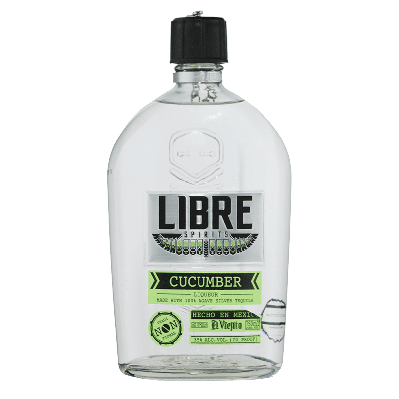 Buy Libre Spirits Cucumber Liqueur online from the best online liquor store in the USA.