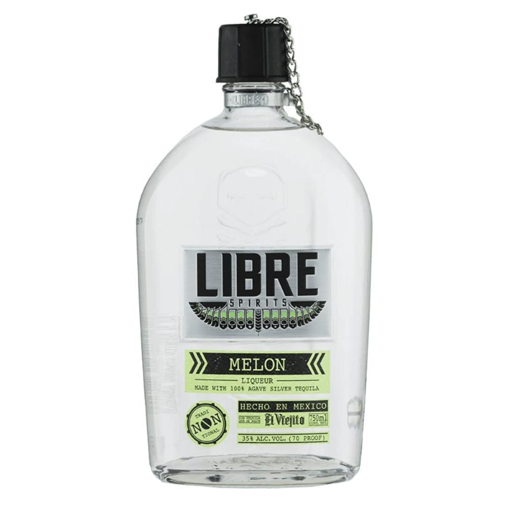 Buy Libre Spirits Melon Liqueur online from the best online liquor store in the USA.