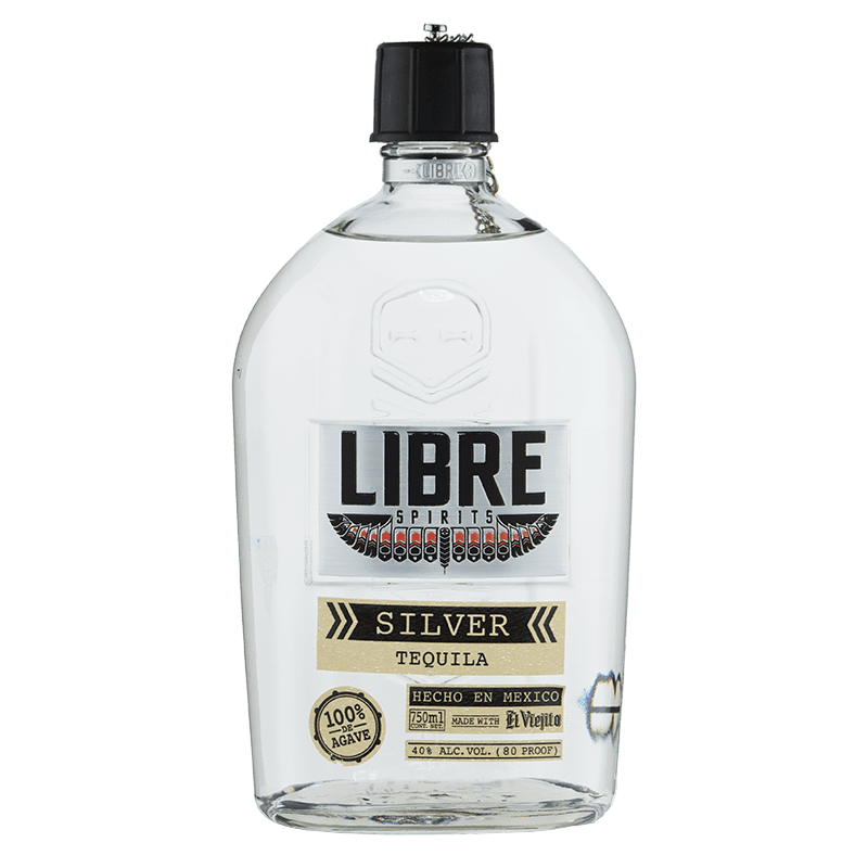Buy Libre Spirits Silver Tequila online from the best online liquor store in the USA.