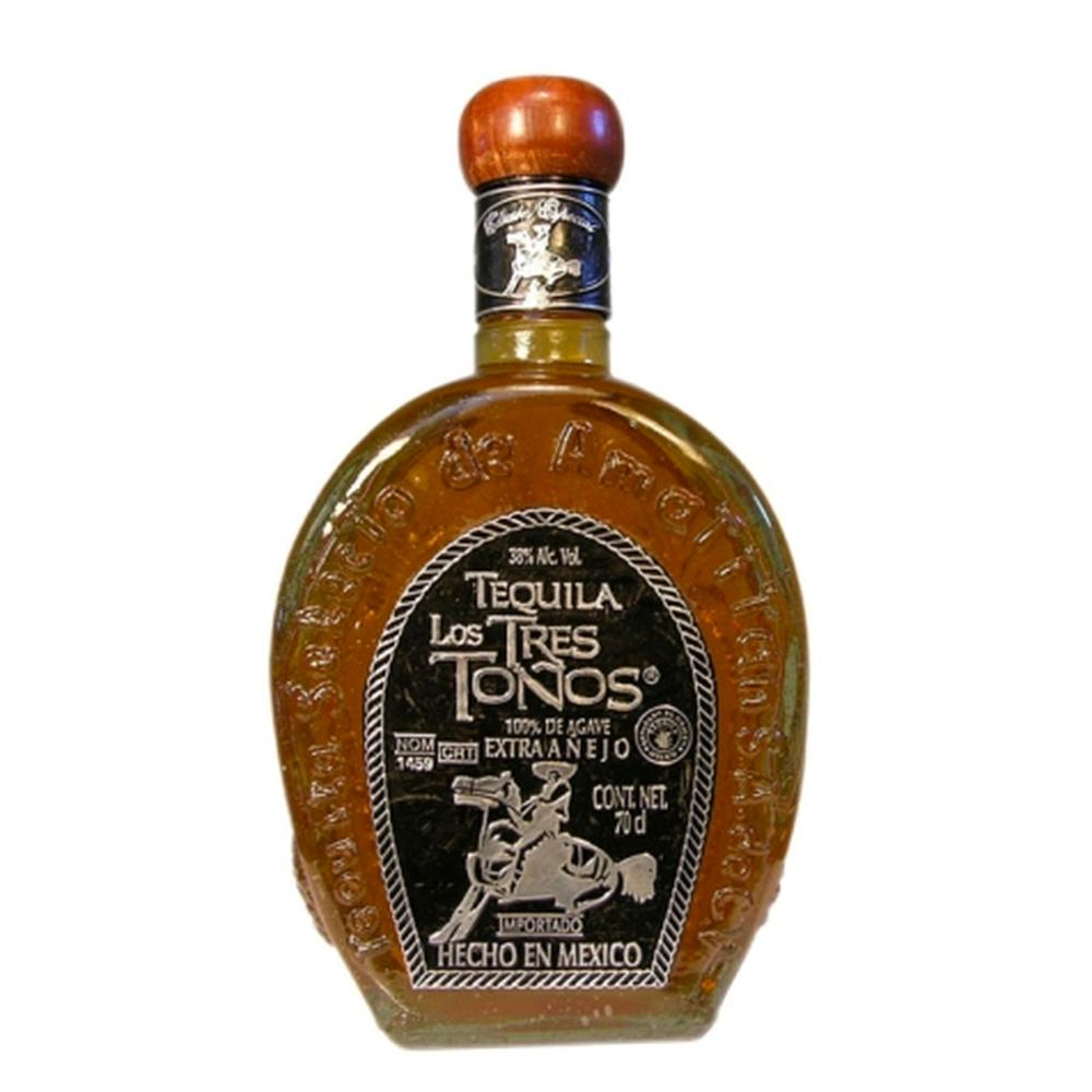 Buy Los Tres Tonos Tequila Extra Anejo online from the best online liquor store in the USA.