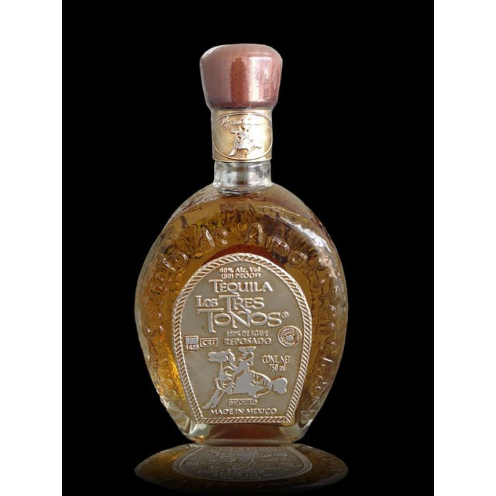 Buy Los Tres Tonos Tequila Reposado online from the best online liquor store in the USA.