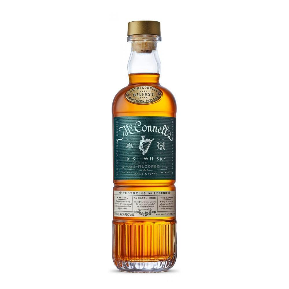 Buy McConnell's Irish Whisky online from the best online liquor store in the USA.