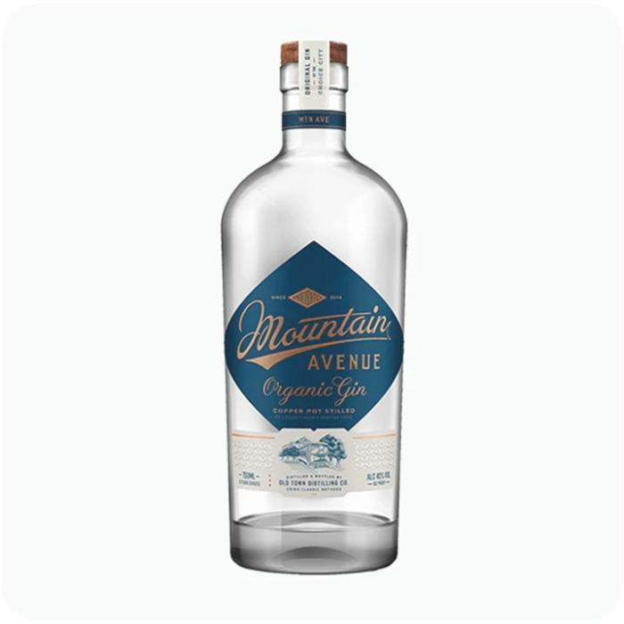 Buy Mountain Avenue Organic Gin online from the best online liquor store in the USA.