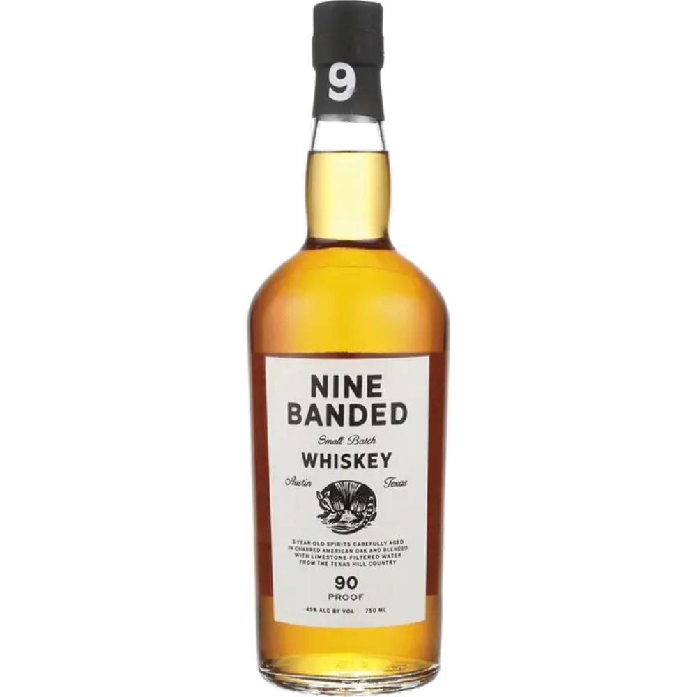 Buy Nine Banded Straight Bourbon Whiskey online from the best online liquor store in the USA.