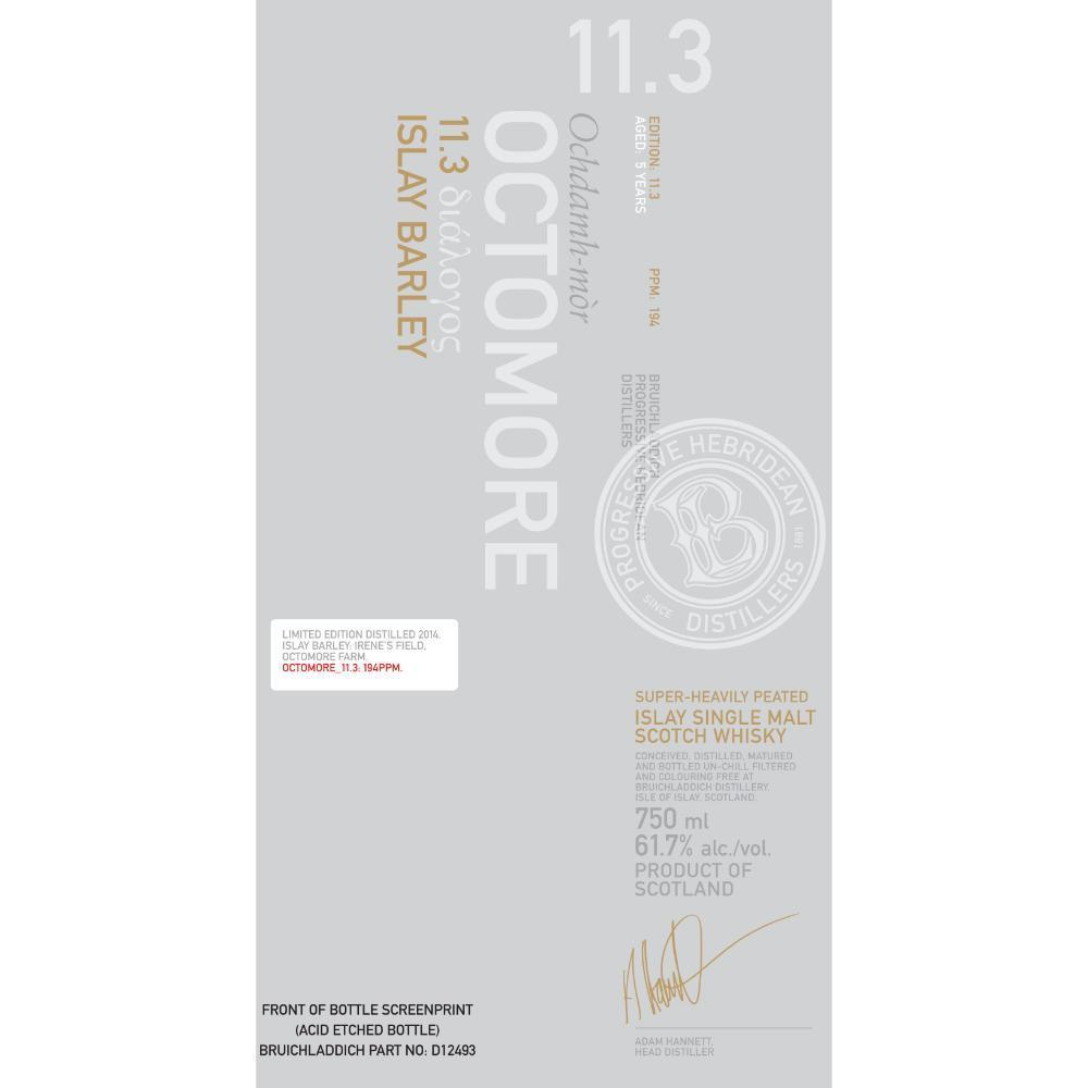 Buy Octomore 11.3 online from the best online liquor store in the USA.