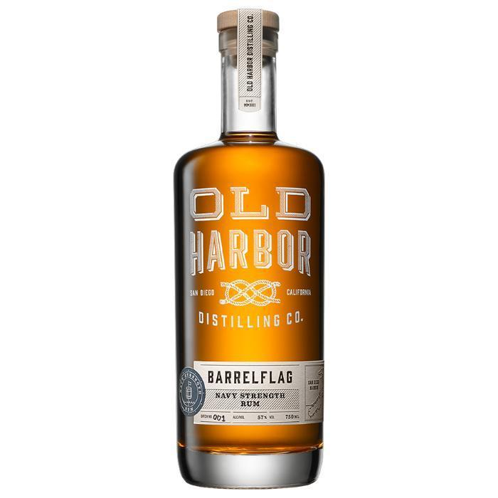 Buy Old Harbor Barrelflag Navy Strength Rum online from the best online liquor store in the USA.