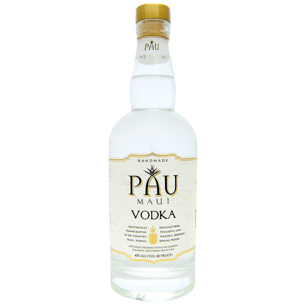 Buy PAU Maui Vodka 1.75 Liter online from the best online liquor store in the USA.