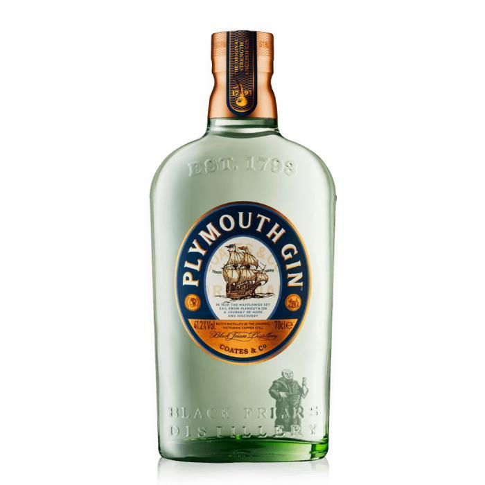 Buy Plymouth Gin online from the best online liquor store in the USA.