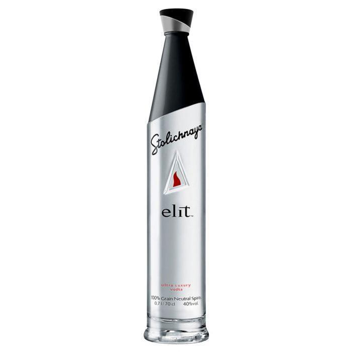 Buy Stolichnaya Elit Vodka online from the best online liquor store in the USA.