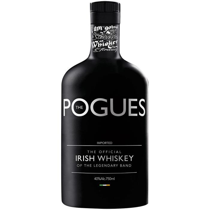 Buy The Pogues Irish Whiskey online from the best online liquor store in the USA.