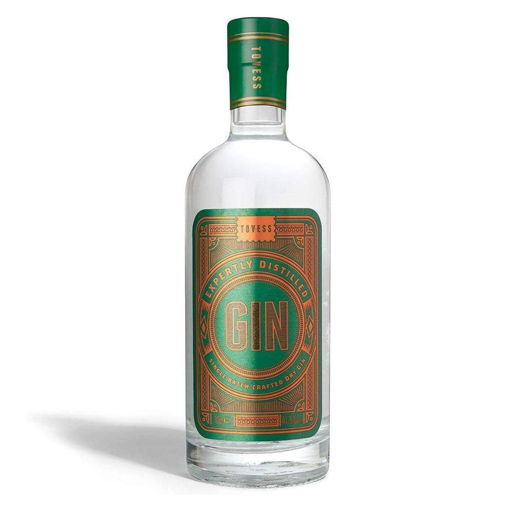 Buy Tovess Single Batch Crafted Dry Gin online from the best online liquor store in the USA.