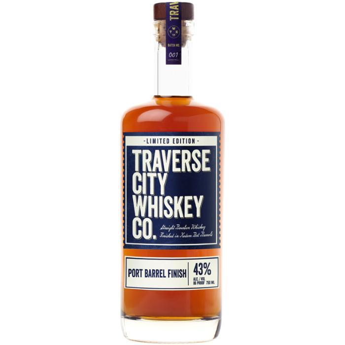 Buy Traverse City Whiskey Co. Port Barrel Finish online from the best online liquor store in the USA.