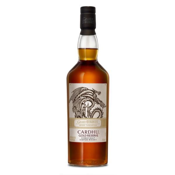 Buy Cardhu Gold Reserve Game Of Thrones House Targaryen online from the best online liquor store in the USA.