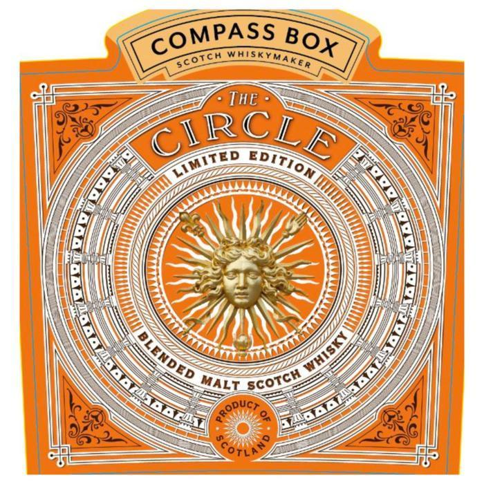 Buy Compass Box The Circle No. 1 online from the best online liquor store in the USA.