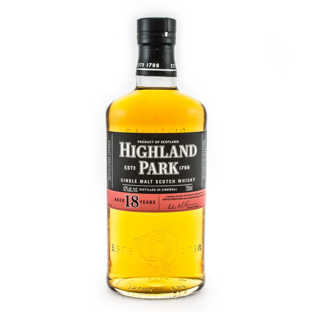 Buy Highland Park 18 Year Old Viking Pride online from the best online liquor store in the USA.
