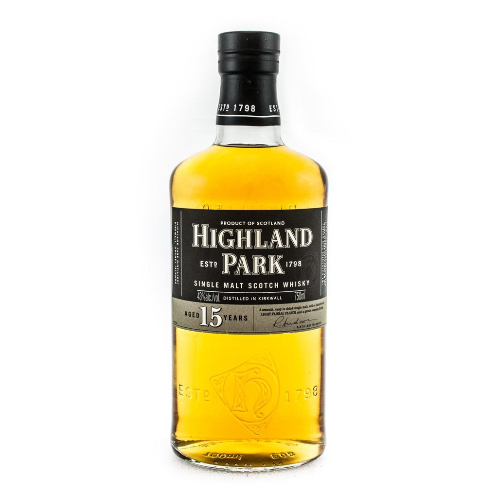 Buy Highland Park 15 Year Old online from the best online liquor store in the USA.