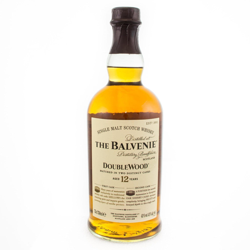 Buy The Balvenie Doublewood 12 online from the best online liquor store in the USA.