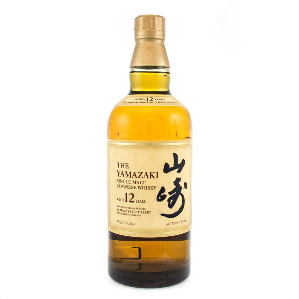 Buy Yamazaki 12 Years Old online from the best online liquor store in the USA.
