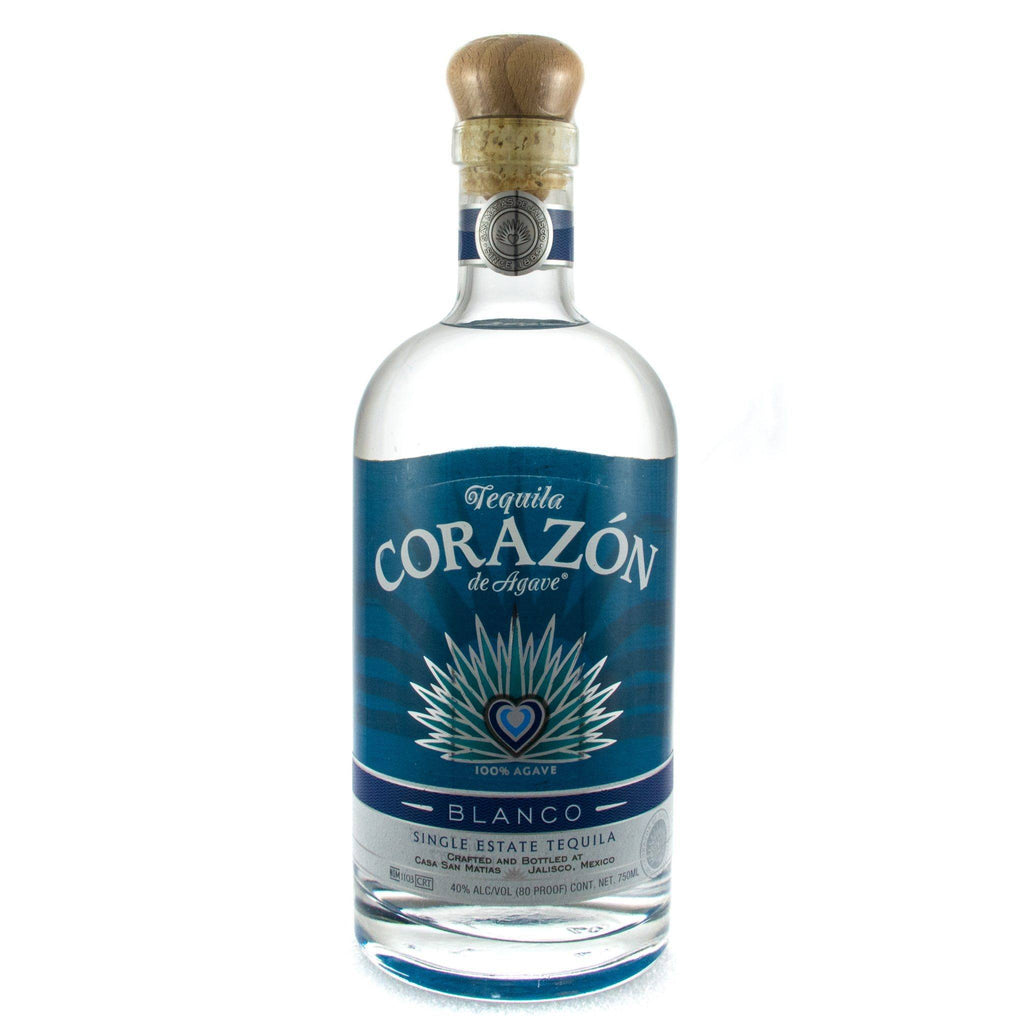 Buy Tequila Corazon De Agave Blanco online from the best online liquor store in the USA.