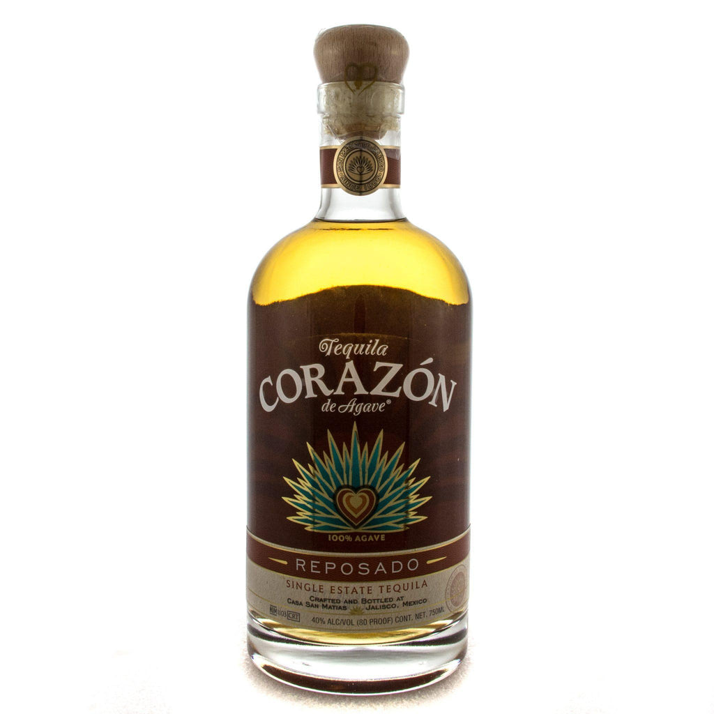 Buy Tequila Corazon De Agave Reposado online from the best online liquor store in the USA.