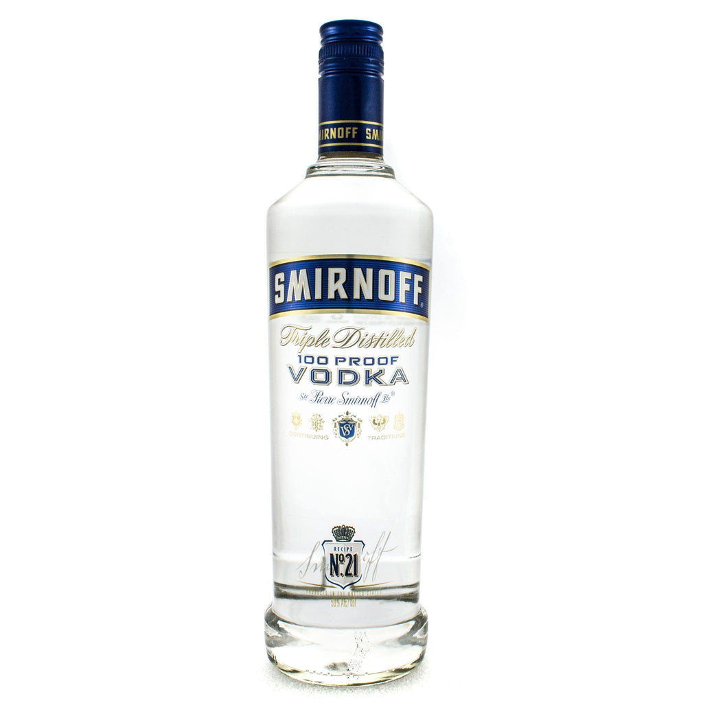 Buy Smirnoff 100 Proof Vodka online from the best online liquor store in the USA.