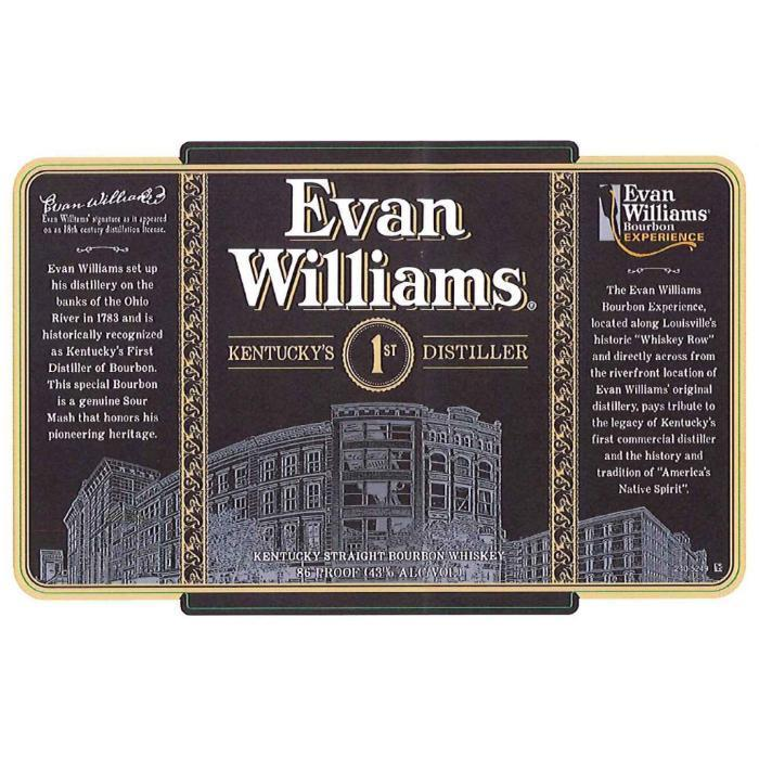 Buy Evan Williams Bourbon Experience online from the best online liquor store in the USA.