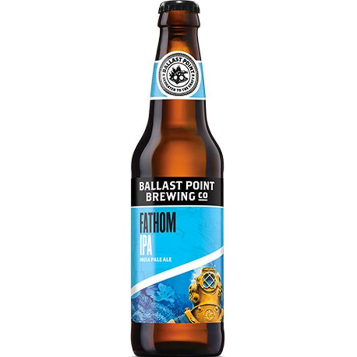 Buy Ballast Point Fathom IPA online from the best online liquor store in the USA.
