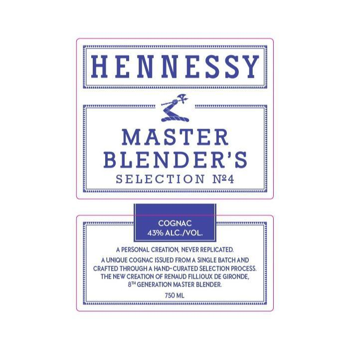 Buy Hennessy Master Blender's Selection No. 4 online from the best online liquor store in the USA.