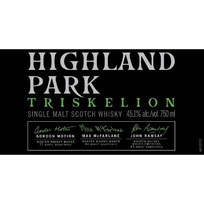 Buy Highland Park Triskelion online from the best online liquor store in the USA.