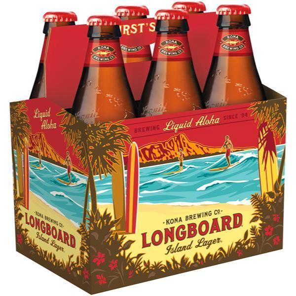 Buy Kona Longboard Island Lager online from the best online liquor store in the USA.