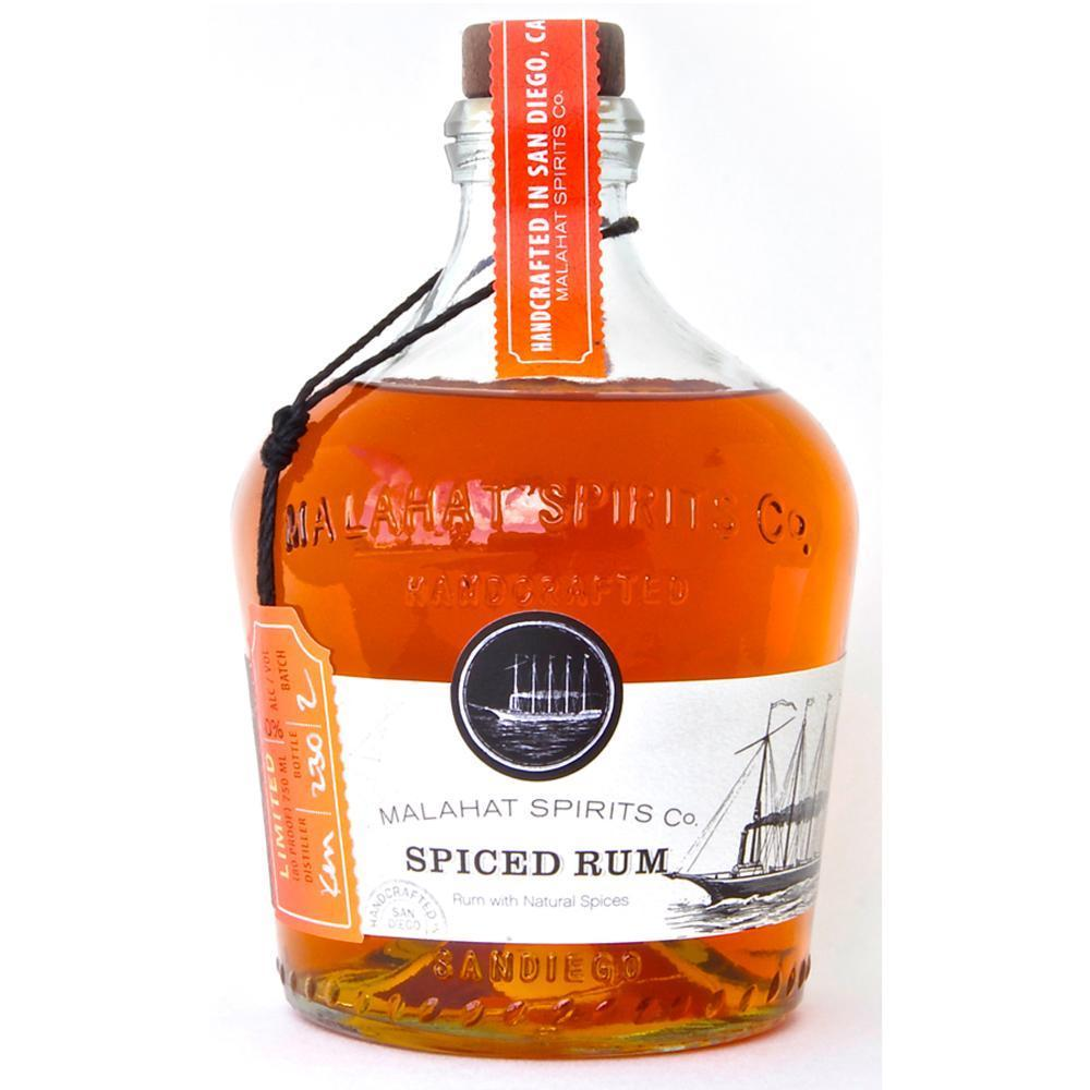 Buy Malahat Spirits Co. Spiced Rum online from the best online liquor store in the USA.