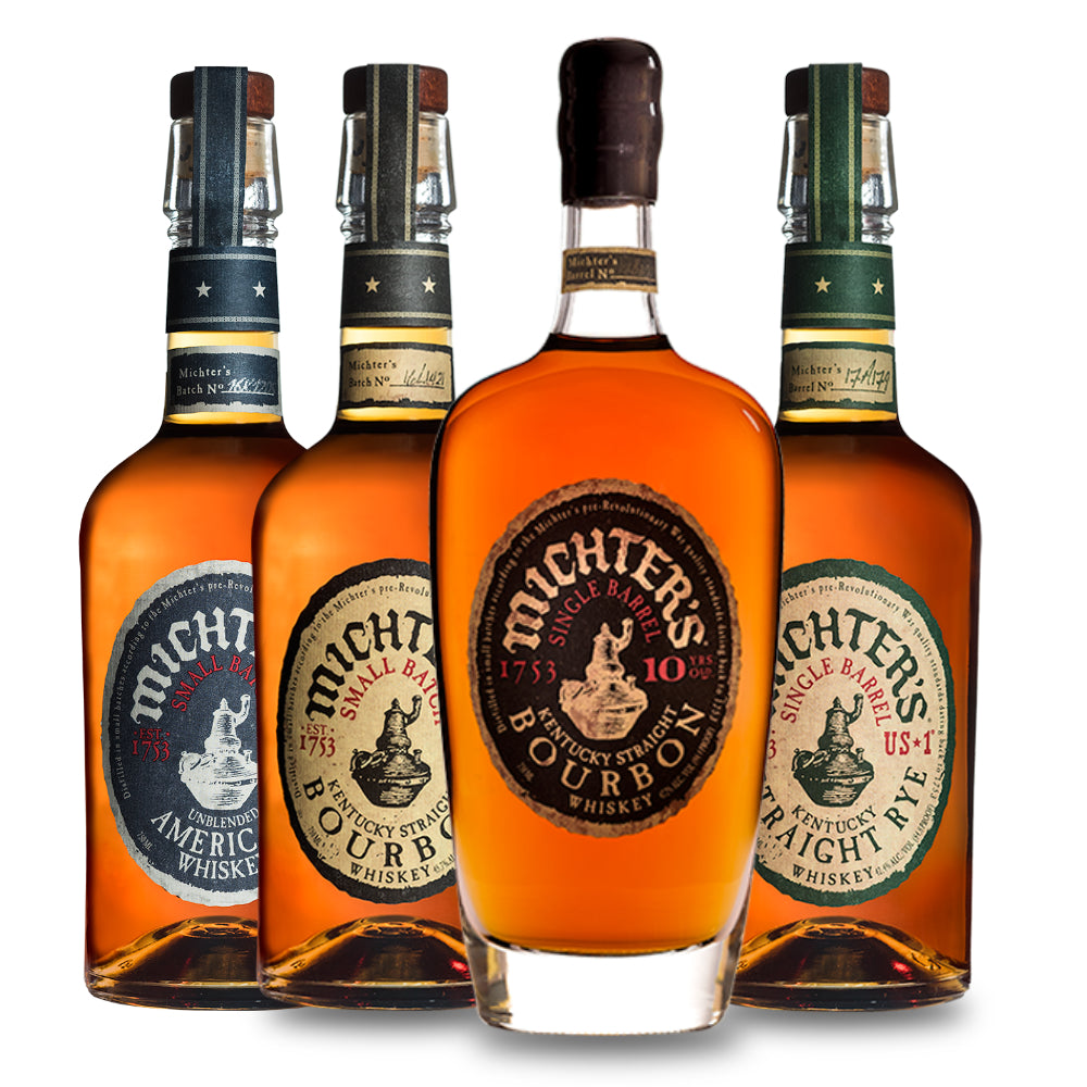 Michter's 10 Year Old Single Barrel 2020 Bundle