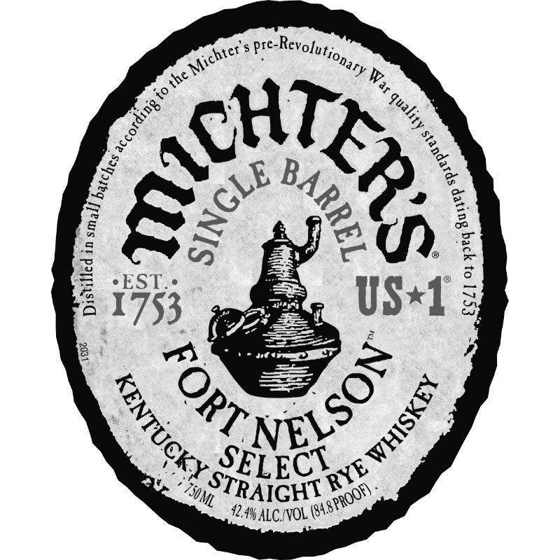 Buy Michter's Fort Nelson Select online from the best online liquor store in the USA.
