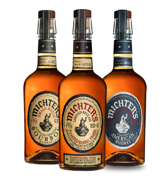 Michter's US 1 Toasted Barrel Finish Bourbon