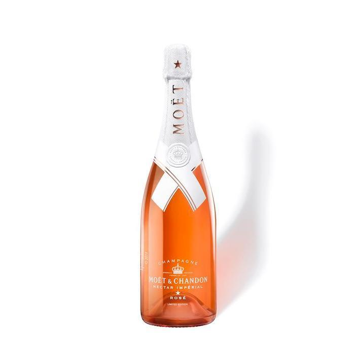 Buy Moët & Chandon Nectar Impérial Rosé Virgil Abloh Limited Edition online from the best online liquor store in the USA.