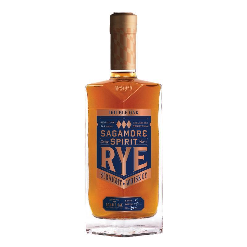 Buy Sagamore Spirit Rye Double Oak online from the best online liquor store in the USA.