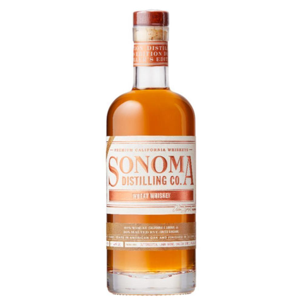 Sonoma Wheat Whiskey Wheat Whiskey Sonoma Distilling Company