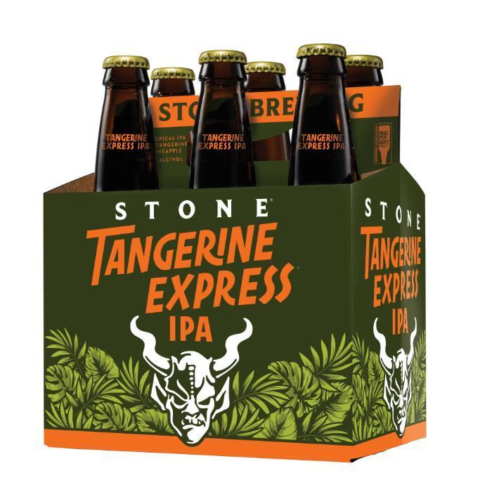 Buy Stone Brewing Tangerine Express IPA online from the best online liquor store in the USA.