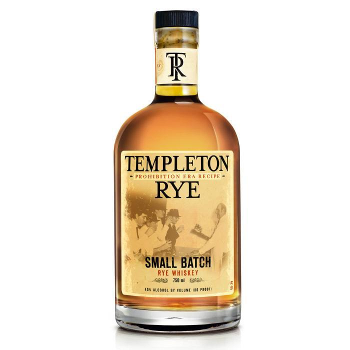 Buy Templeton Rye Small Batch online from the best online liquor store in the USA.