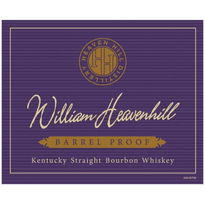 Buy William Heavenhill Barrel Proof 12 Year Old online from the best online liquor store in the USA.
