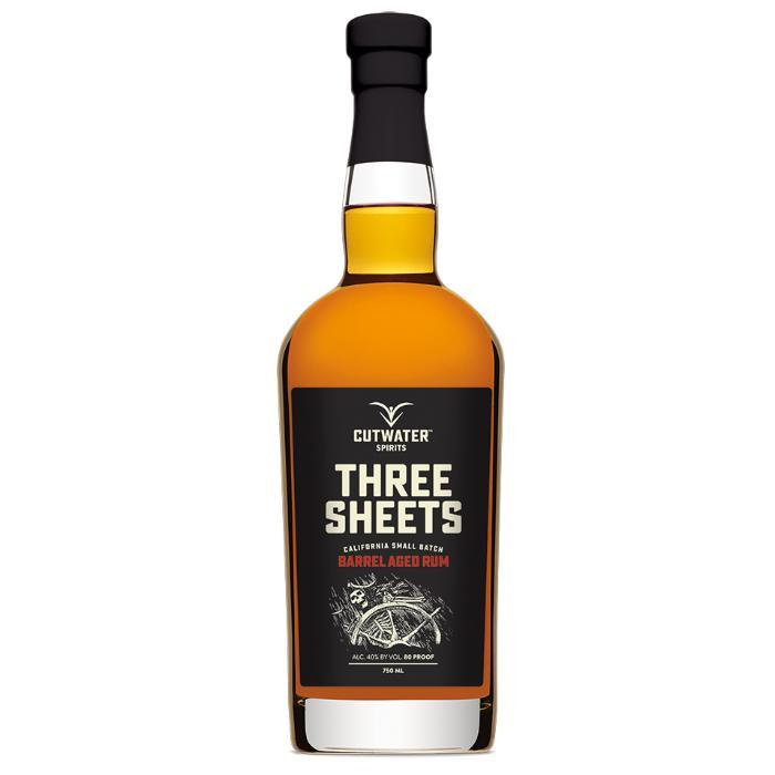 Buy Three Sheets Barrel Aged Rum online from the best online liquor store in the USA.