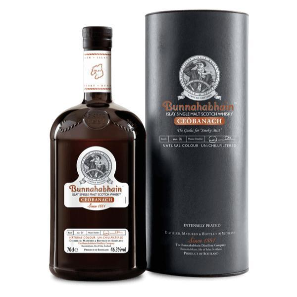Buy Bunnahabhain Ceobanach online from the best online liquor store in the USA.