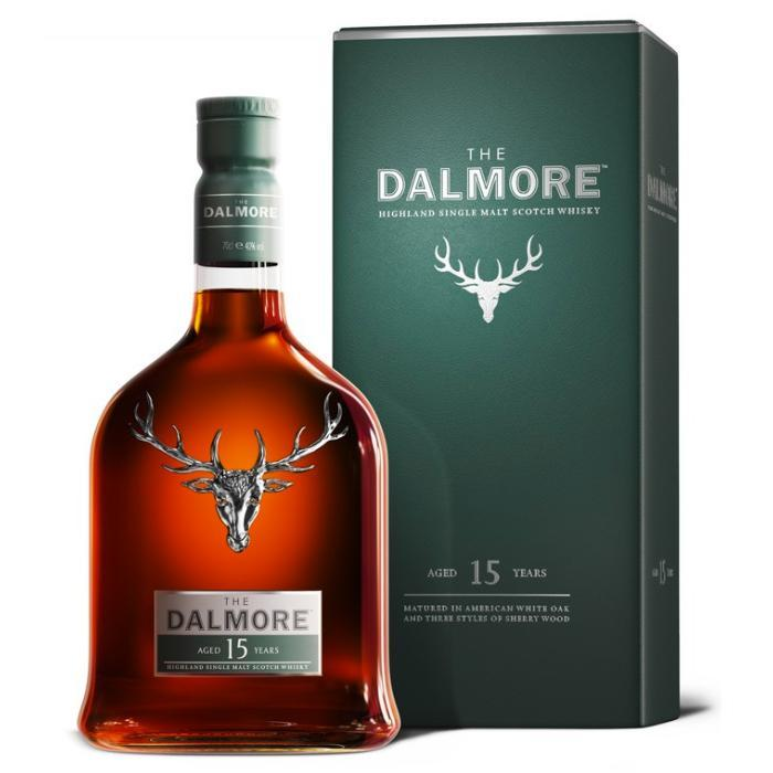 Buy The Dalmore 15 Year Old online from the best online liquor store in the USA.