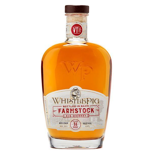 Buy WhistlePig Farmstock Rye Crop 001 online from the best online liquor store in the USA.