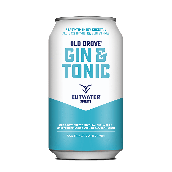Buy Old Grove Gin & Tonic (4 Pack - 12 Ounce Cans) online from the best online liquor store in the USA.