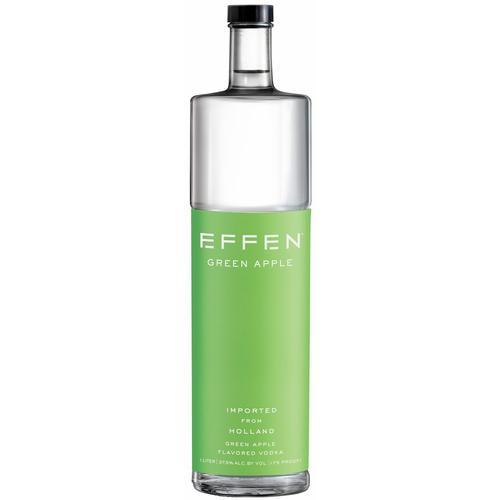 Buy EFFEN Green Apple Vodka online from the best online liquor store in the USA.