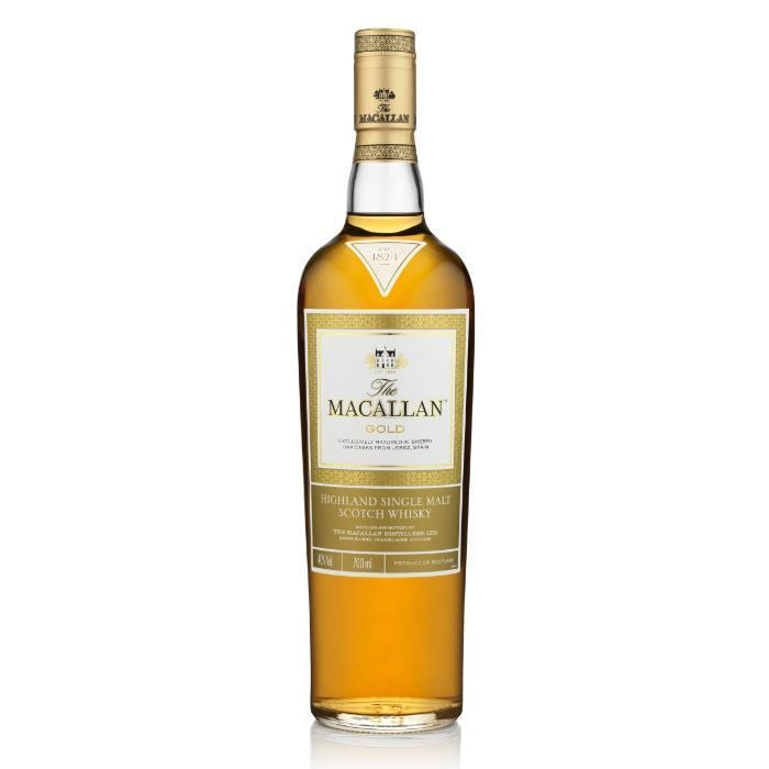 Buy The Macallan Gold 1824 Series Single Malt Scotch online from the best online liquor store in the USA.