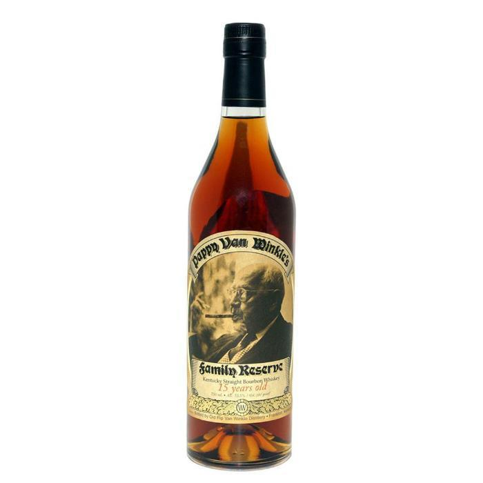 Buy Pappy Van Winkle 15 Year Family Reserve online from the best online liquor store in the USA.